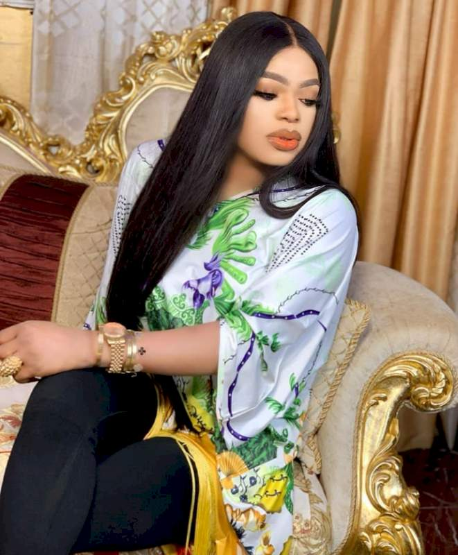 Tonto Dikeh finally opens up on why she stopped being friends with Bobrisky