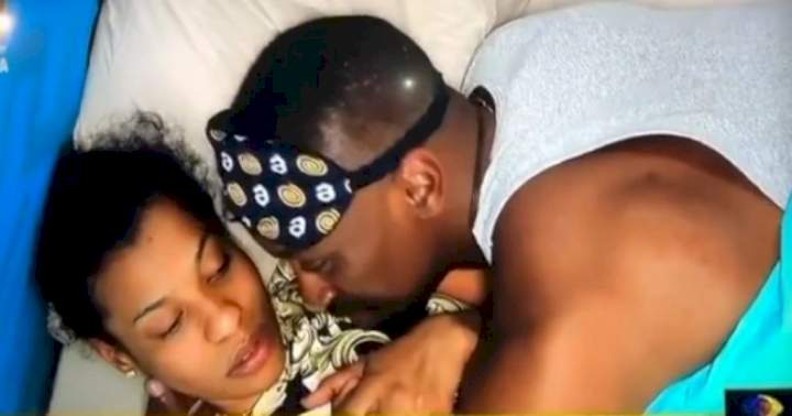 Checkout the percentage of his money Saga promised to give Nini, out of love for her