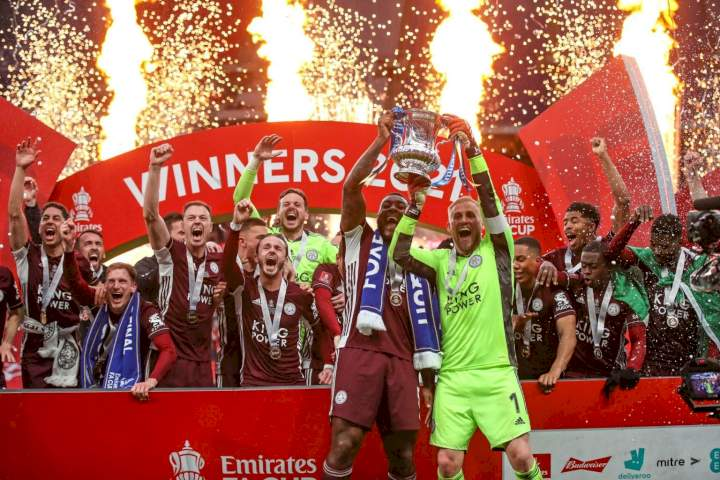 FA Cup final: Leicester City's prize money for beating Chelsea 1-0 revealed