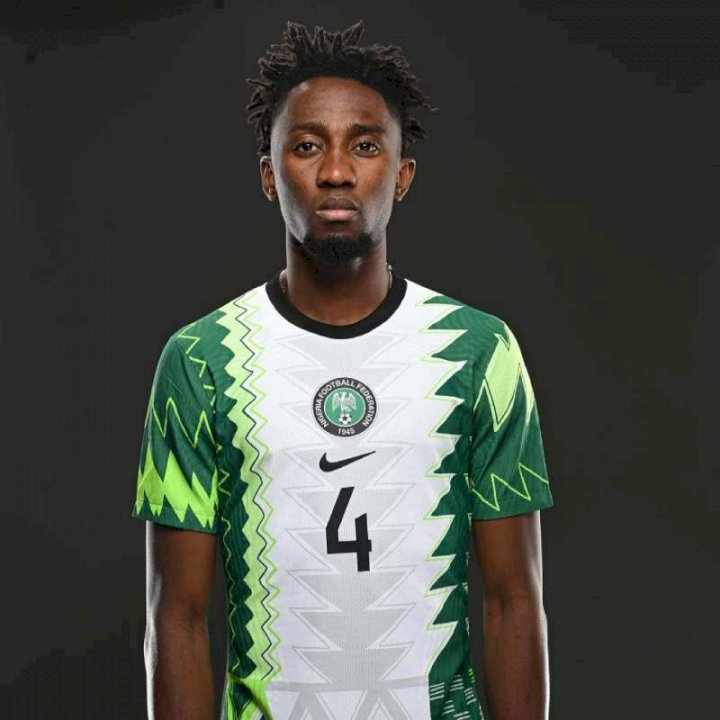 Footballer, Ndidi Wilfred calls out DSTV for using his picture as advert without his consent