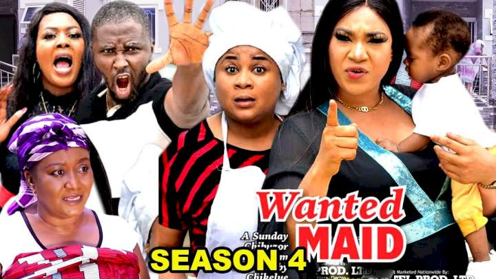 Wanted Maid (2021) Part 4