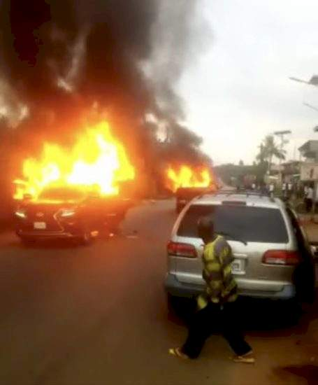 Gunmen Assassinate Football Club Owner, Philip Udala