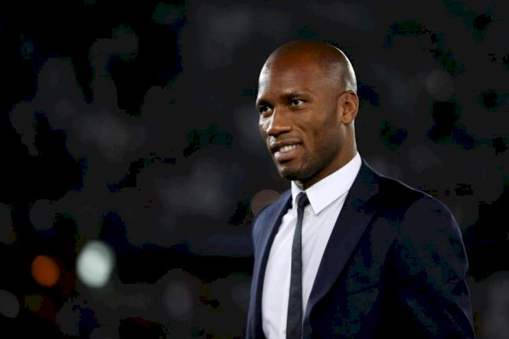 One trophy is missing in Chelsea's cabinet - Drogba reacts to Blues' Super Cup win