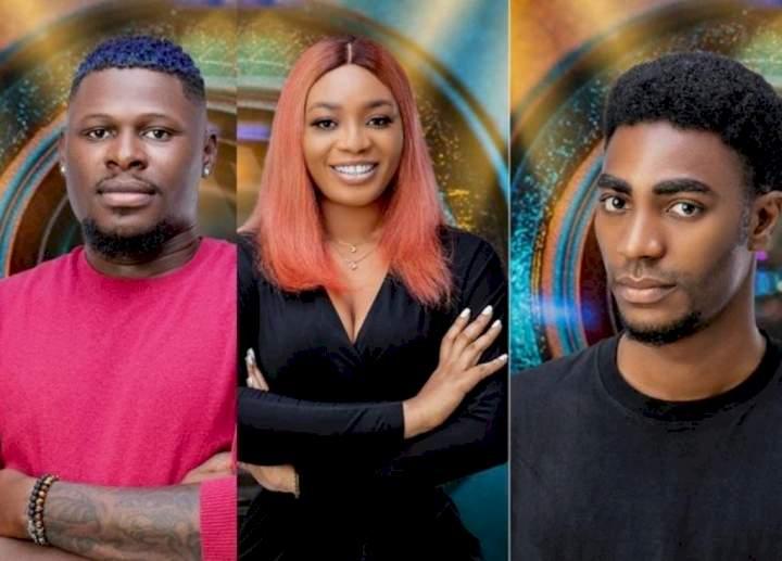 BBNaija: How Nigerians voted Beatrice, Niyi, Yerins