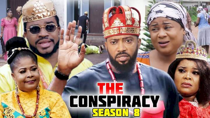 The Conspiracy (2021) Part 8