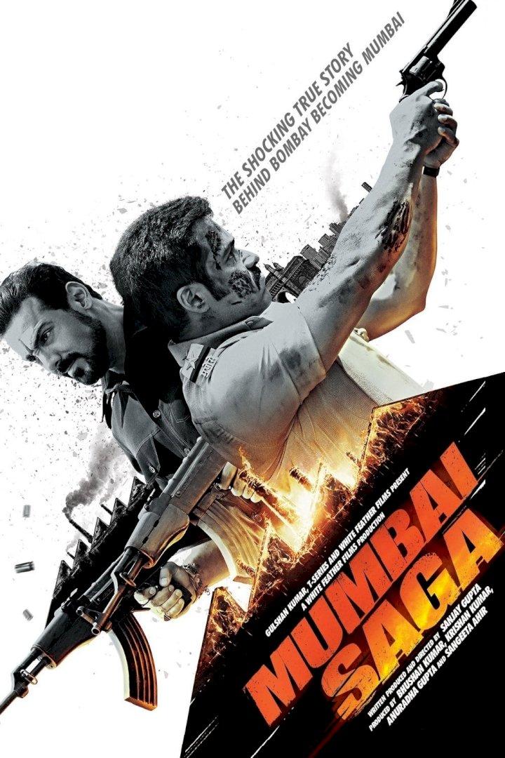 INDIAN MOVIE: Mumbai Saga (2021)
