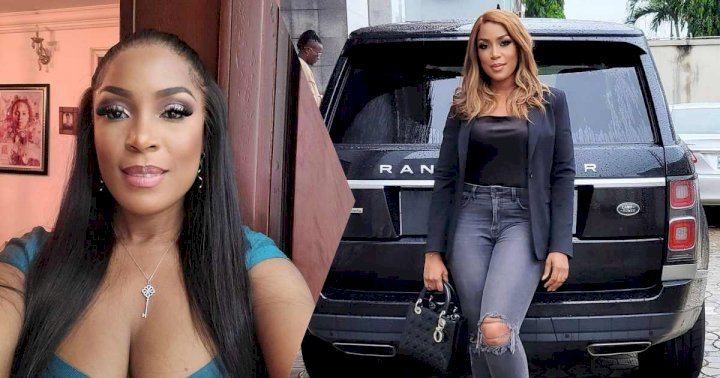 """""""Even my mother cannot tell me how to live my life"""" - Linda Ikeji on how she handles public opinion"""
