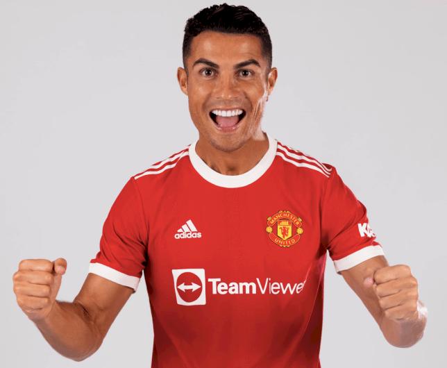 Manchester United confirm squad numbers of Cristiano Ronaldo and Edinson Cavani