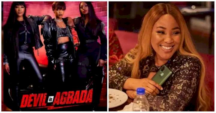 Devil In Agbada: Movie director shares his experience with Erica on set