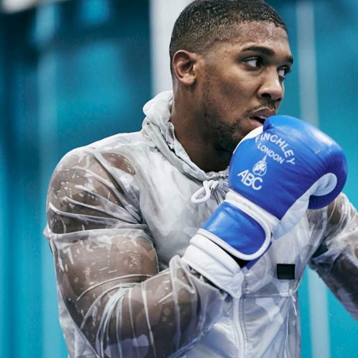 Why I think about death every time - Anthony Joshua