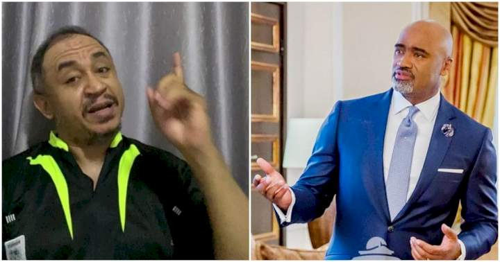 """""""Start saving up your tithes to fund your plan B"""" - Daddy Freeze reacts to his former pastor, Paul Adefarasin's advice to leave Nigeria"""
