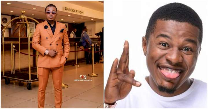 Samuel Ajibola reacts to claims that his wife instigated him dumping the character of