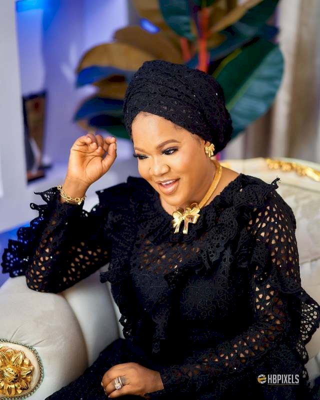 """We are the bad friends we all complain about"" - Toyin Abraham educates on friendship"