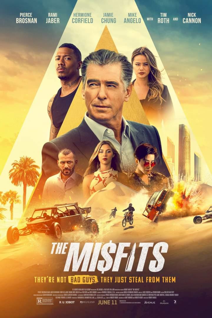 The Misfits Subtitles (2021) [HC-HDRip]