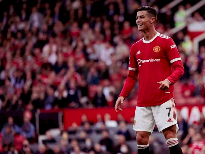 EPL: This is only the beginning - Cristiano Ronaldo reacts to United's 1-0 loss to Aston Villa