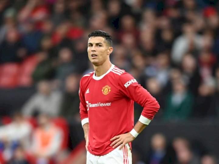 EPL: Ronaldo becoming 'irritated' with United team mate, Greenwood