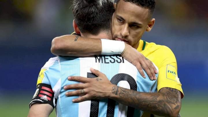 Copa America final: I'll keep our friendship on line, only one can win - Neymar tells Messi