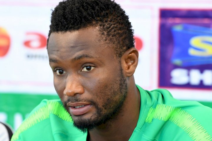 Mikel Obi refuses to apologize to ex-EPL referee, Mark Clattenburg over racism row