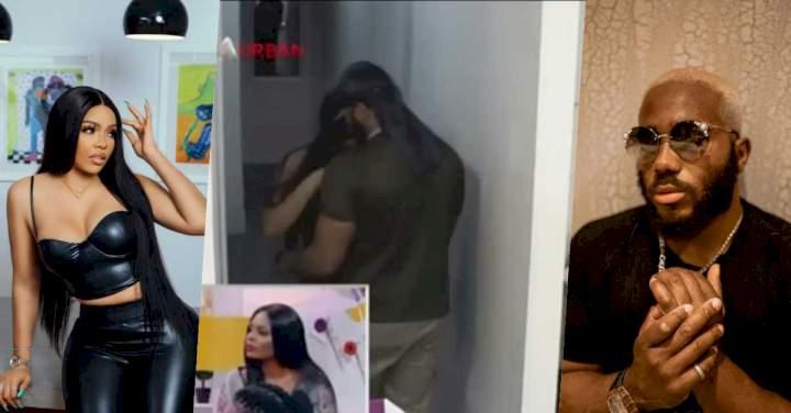 """Kiddwaya only zipped my cloth in the bathroom, nothing happened"" - Nengi debunks rumor (Video)"
