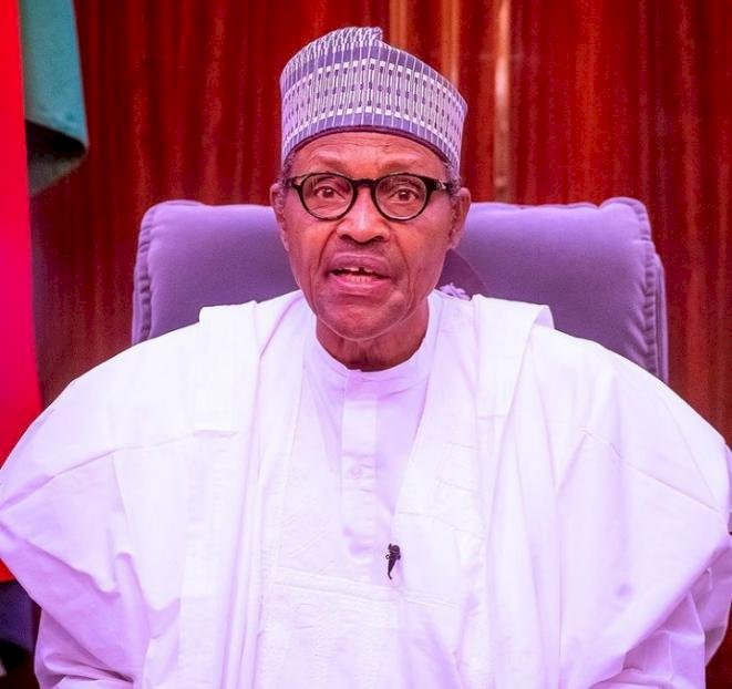 New report claims it was Buhari who entered a Danfo Bus, not his look-alike