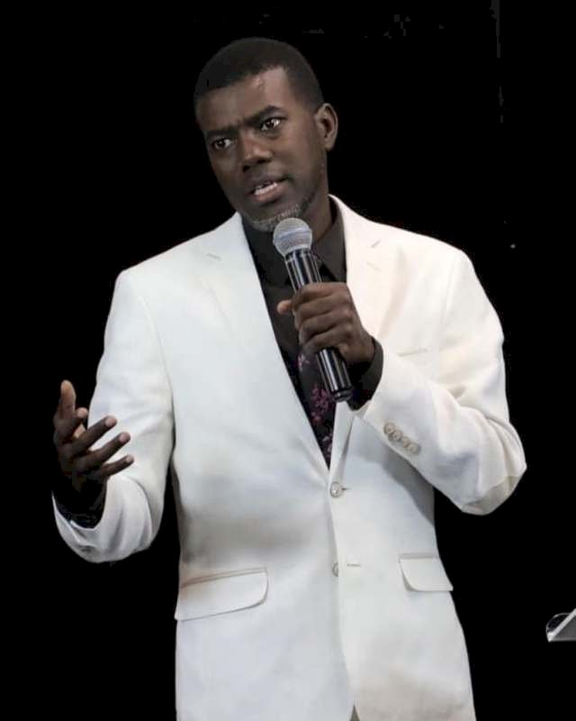 """Many people are unmarried because they can't afford white wedding"" - Reno Omokri"