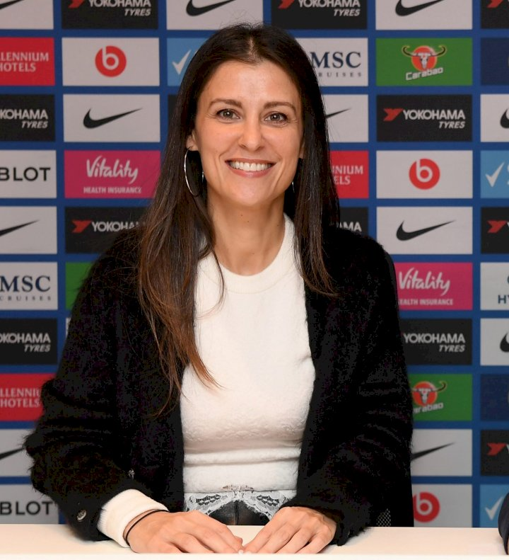 Transfer: Marina Granovskaia makes first move to secure key summer signing for Chelsea