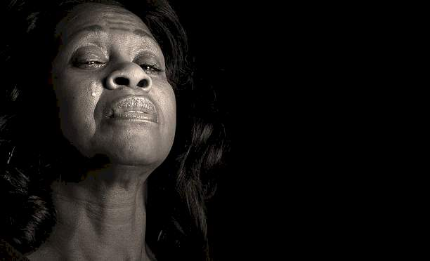 """""""My husband quitted his job while mourning his dead mistress - says he's too traumatic going to work"""" - Woman reveals"""