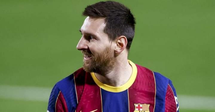 Messi deserves a happy ending - Fabregas