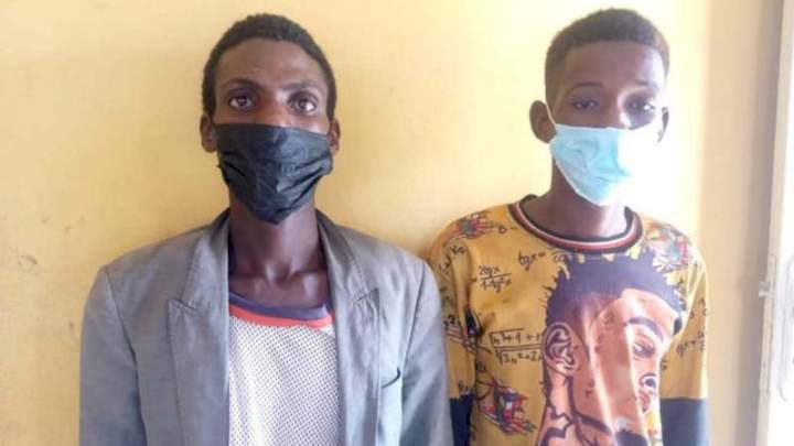 Police foil kidnap attempt in Abuja, arrest two suspects