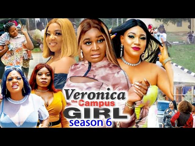 Veronica The Campus Girl (2021) Part 6