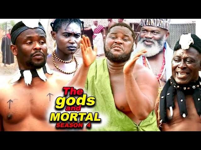 The gods and Mortals (2021) Part 4