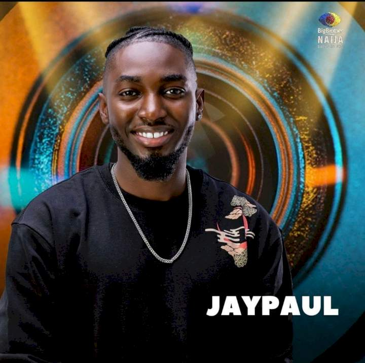 BBNaija: Jaypaul evicted from Big Brother Nigeria reality show
