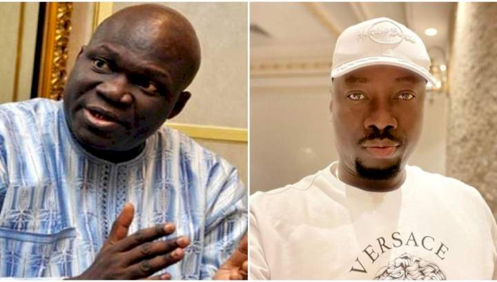 """""""Who are you, how did you make your money, did your mother ever spend a bundle of naira in her lifetime"""" - Ruben Abati asks Obi Cubana"""