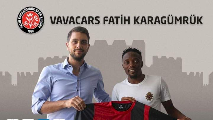 Ahmed Musa's new club confirmed