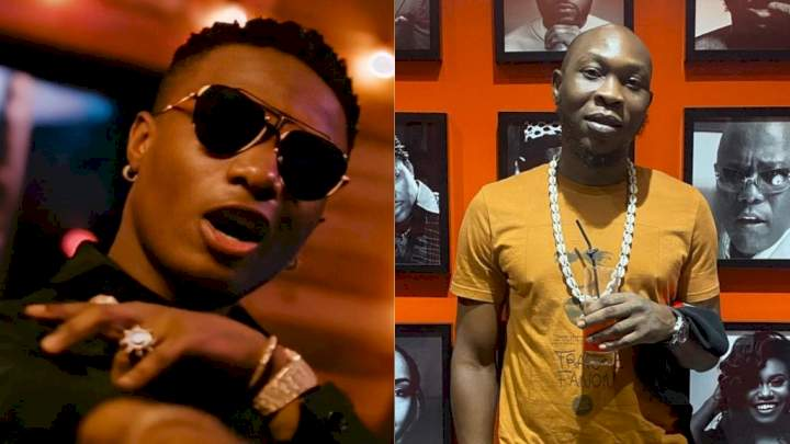 You're nothing but Buhari's children - Seun Kuti shades Wizkid's fans
