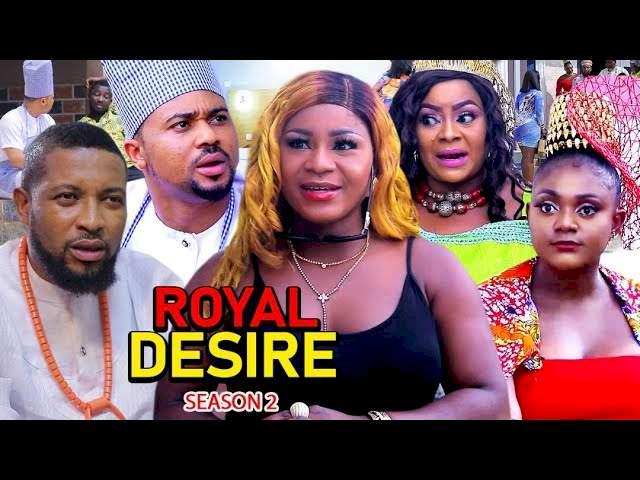 Royal Desire (2021) Part 2
