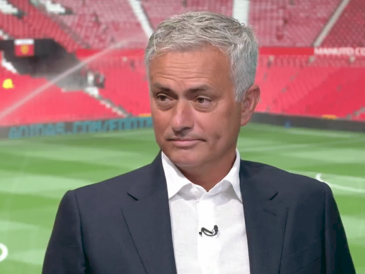 Euro 2020: Mourinho names England player who is not Southgate's favourite