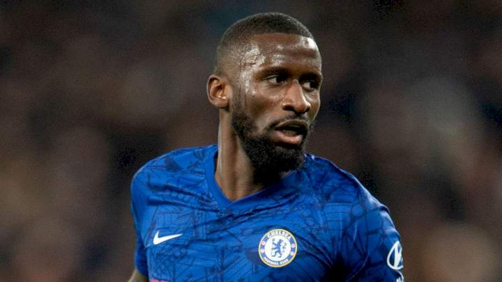 EPL: Rudiger to receive £400,000-a-week offer to leave Chelsea