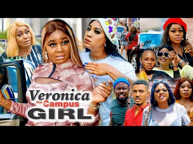 Veronica The Campus Girl (2021) Part 4