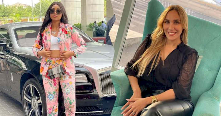 """""""My baby"""" - Laila Charani gushes over co-wife, Regina Daniels' photos"""