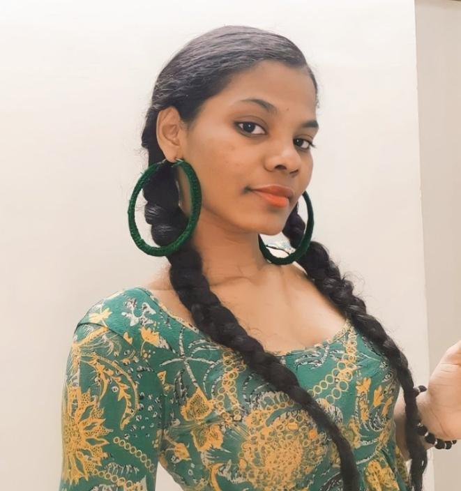 Nigerian-Indian lady, Grace says she's one of the contestants of BBNaija season 6