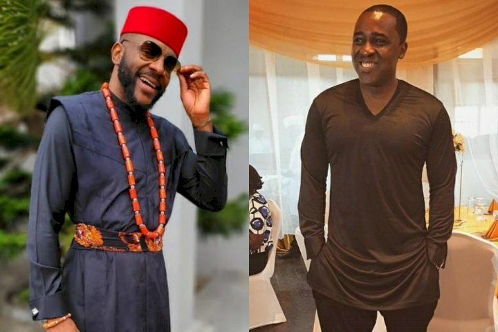 BBN: Frank Edoho reacts to calls for him to replace Ebuka as host