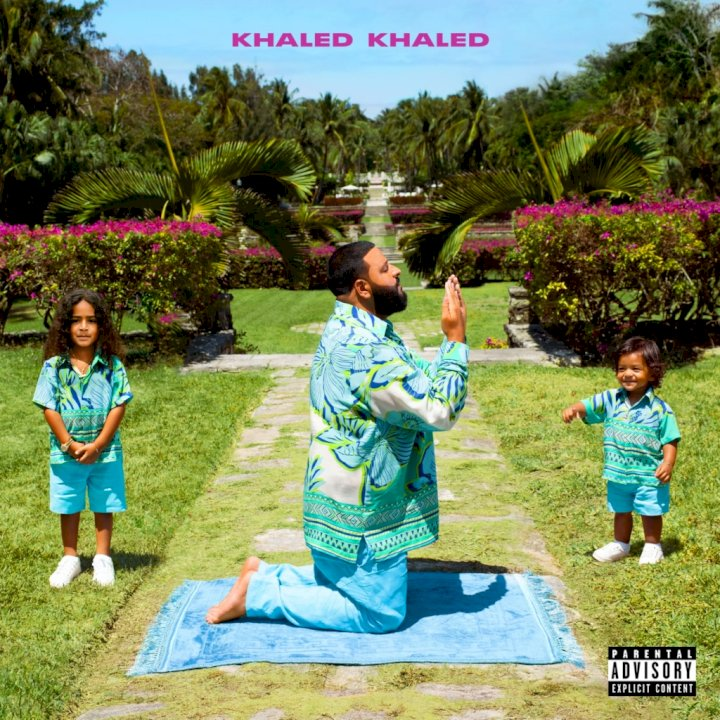 DJ Khaled - SORRY NOT SORRY (feat. Nas, Jay Z & James Fauntleroy)
