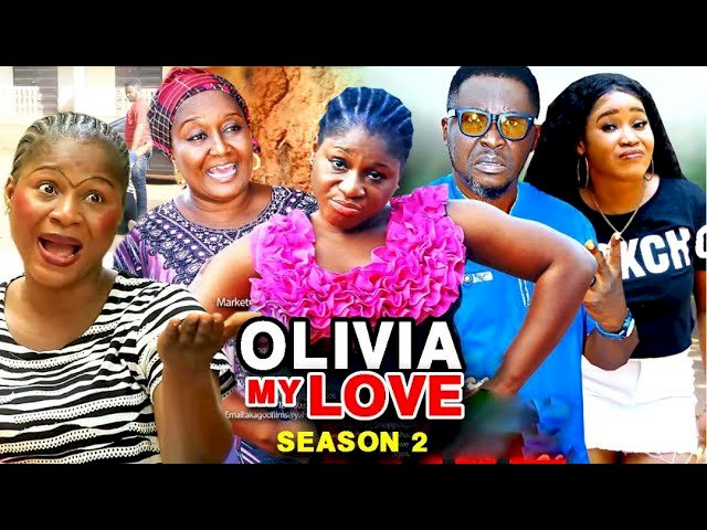 Olivia My Love (2021) Part 2
