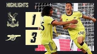 Crystal Palace 1 - 3 Arsenal (May-19-2021) Premier League Highlights