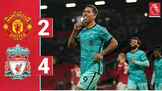 Manchester Utd 2 - 4 Liverpool (May-13-2021) Premier League Highlights