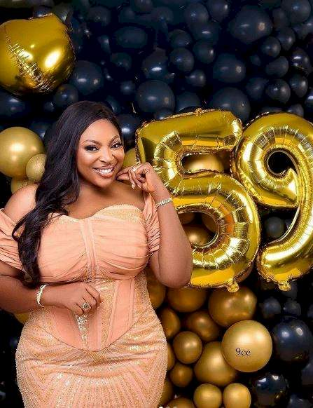 59-year-old woman causes stir online with ageless birthday photoshoot