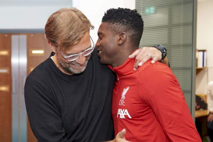 What Klopp told me before Liverpool sold me to Union Berlin - Awoniyi