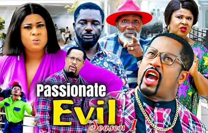 Passionate Evil (2021) Part 1