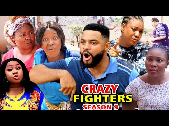 Crazy Fighters (2021) Part 9